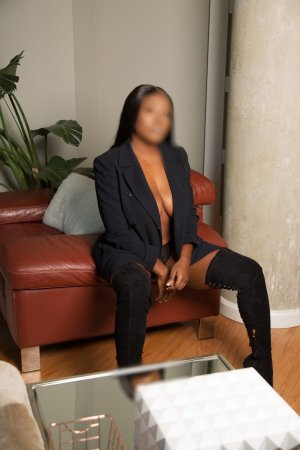 Ambrosia escort girl